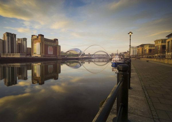 Laurence Sweeney Photography | Quayside, Newcastle upon Tyne