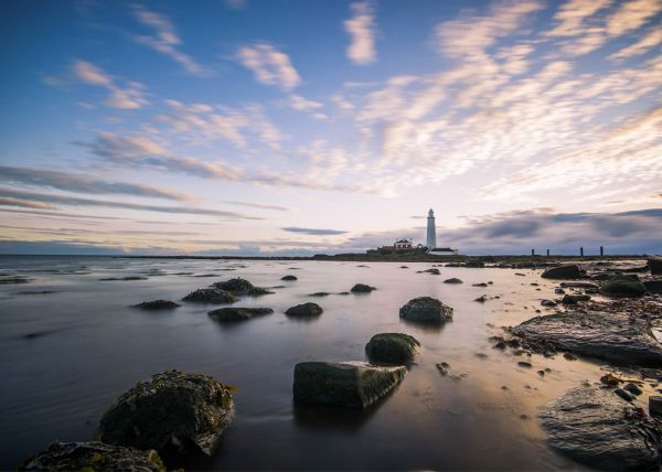 Laurence Sweeney Photography | St Mary's Lighthouse, Whitley Bay