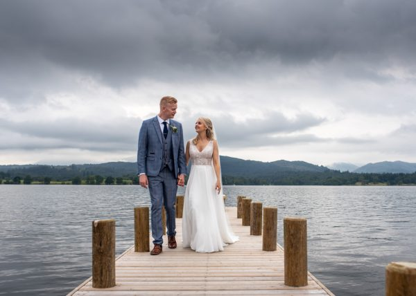 Low Wood Bay Wedding - Laurence Sweeney Photography - North East Wedding Photographer - Wedding Photos - Lake District