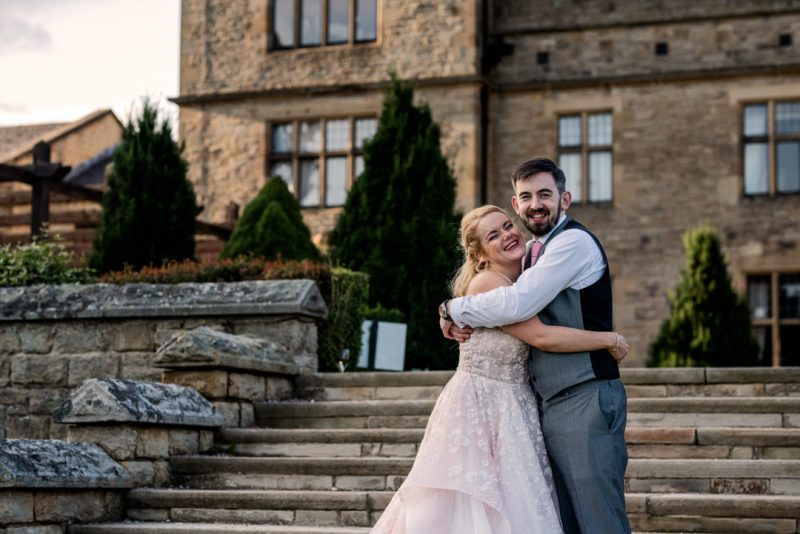 Slaley Hall Wedding - Laurence Sweeney Photography - North East Wedding Photographer - Northumberland