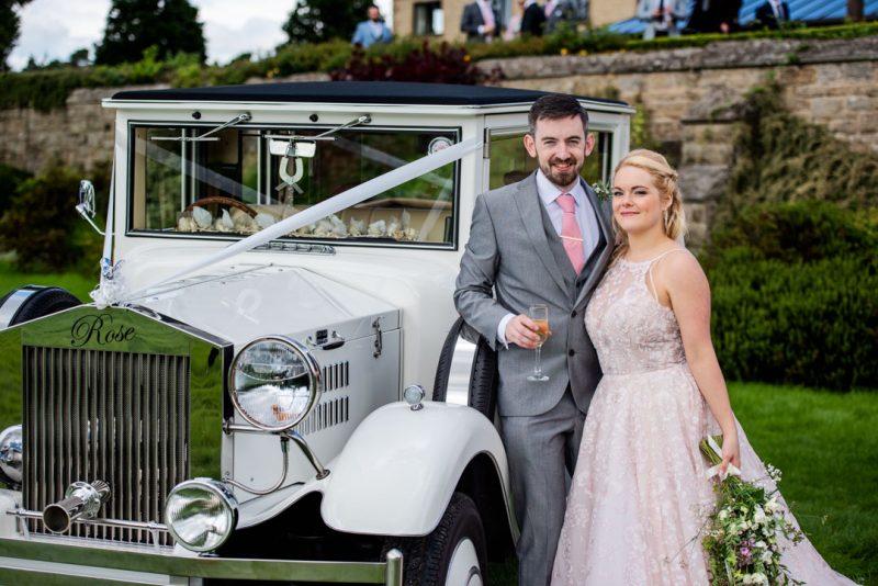 Slaley Hall Wedding - Laurence Sweeney Photography - North East Wedding Photographer - Northumberland