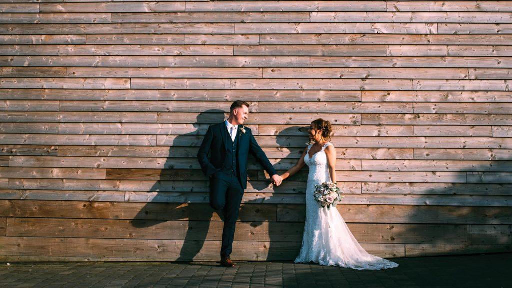 Laurence Sweeney Photography | Professional Wedding Photographers, Newcastle upon Tyne - Bride and Groom