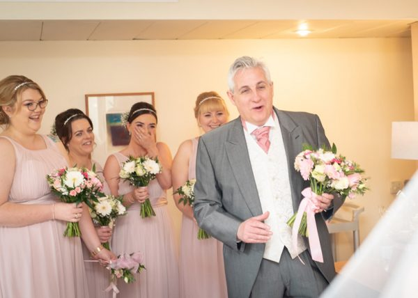 Copthorne Hotel Newcastle Wedding - Laurence Sweeney Photography - North East Wedding Photographer