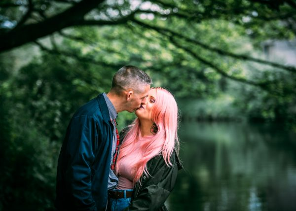 Durham Pre-Wedding Shoot — Laurence Sweeney Photography - North East Wedding Photographer - River Wear