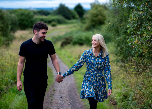Laurence Sweeney Photography | Engagement Photos | Bride and Groom | Newcastle Upon Tyne