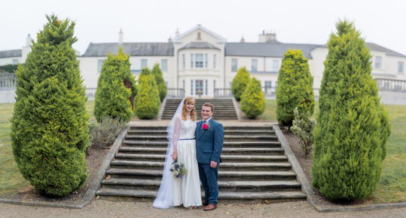 Laurence Sweeney Photography | Wedding Photos | Bride and Groom | Seaham Hall