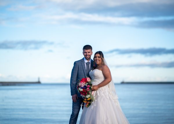 Laurence Sweeney Photography | Wedding Photos | Bride and Groom | North Shields