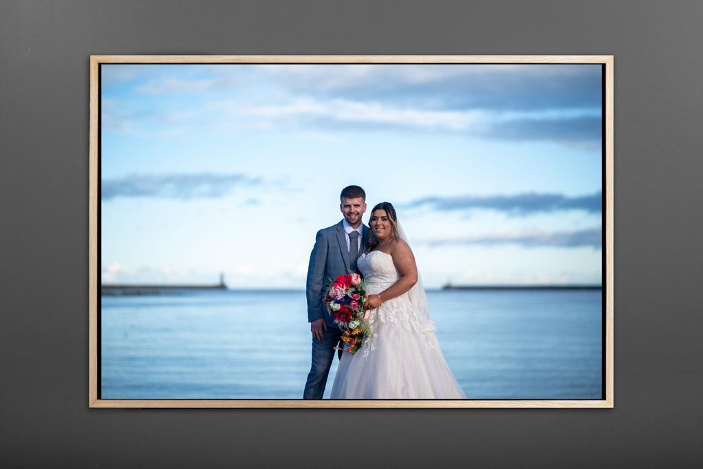 Laurence Sweeney Photography - Wedding Photographer - Newcastle upon Tyne - Camden Tray Photo Frames