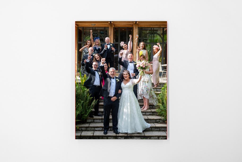 Laurence Sweeney Photography - Wedding Photographer - Newcastle upon Tyne - Acrylic Wall Art Print