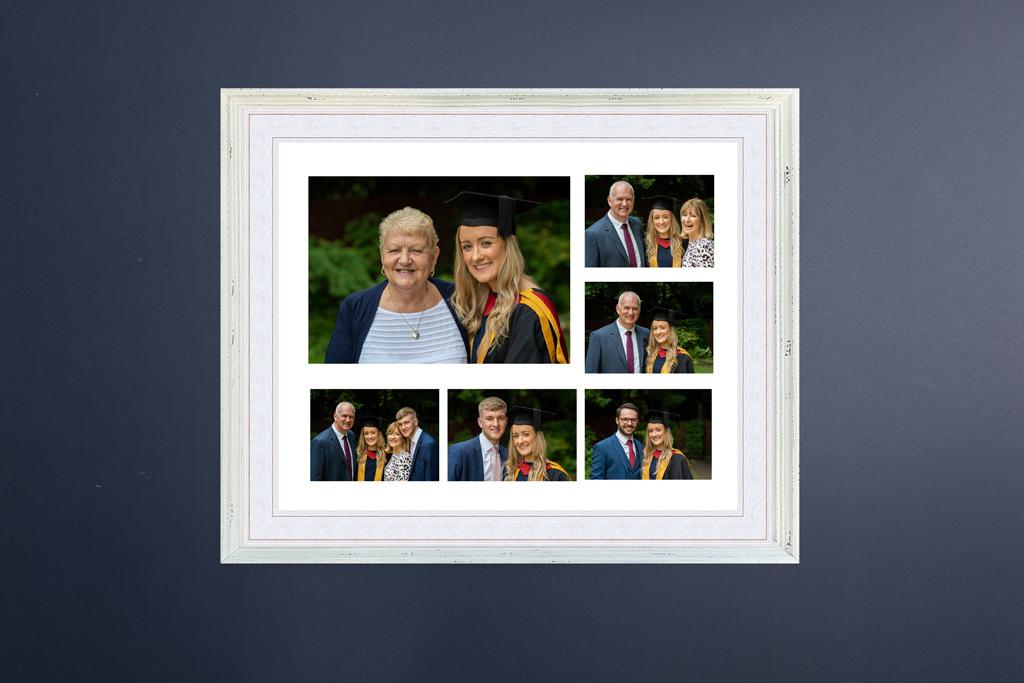 Laurence Sweeney Photography - Wedding Photographer - Newcastle upon Tyne - Multi Aperture Photo Frames