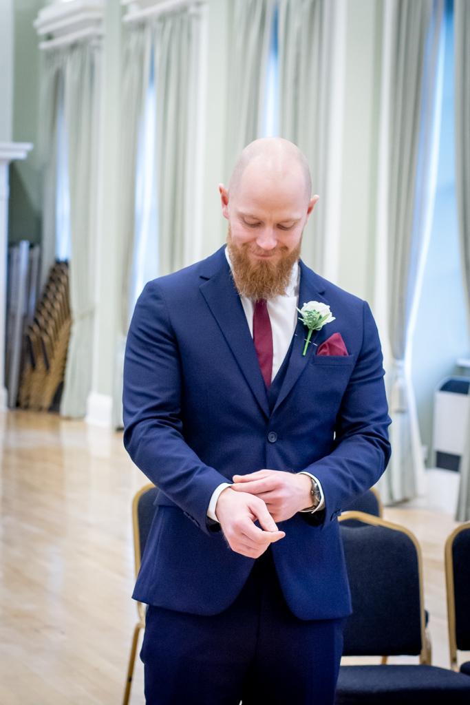 Laurence Sweeney Photography | Wedding Photos | Wedding Ceremony | Alnwick