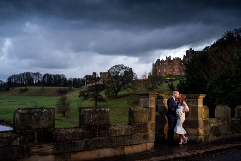Laurence Sweeney Photography | Wedding Photos | Bride and Groom | Alnwick Wedding