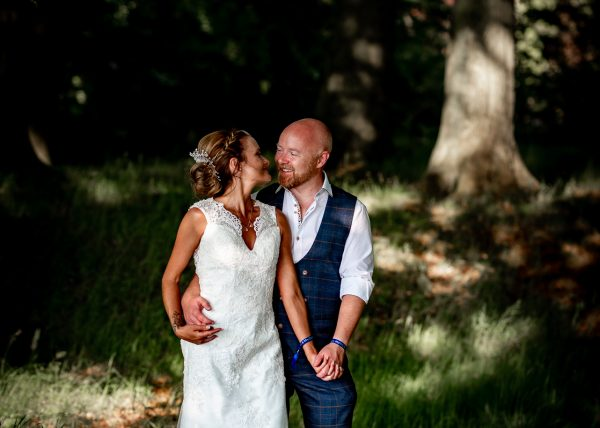 Dave and Becca Wedding South Causey Inn