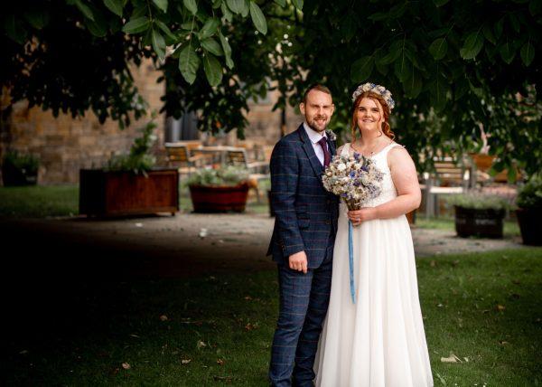 Ben and Catherine's Blackfriars Wedding