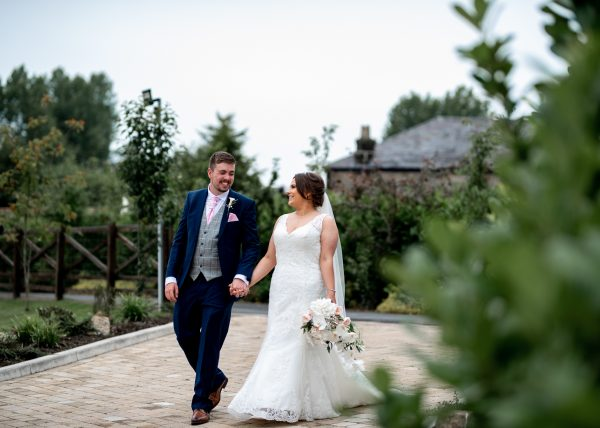 Liam and Emma's Wedding at South Causey Inn
