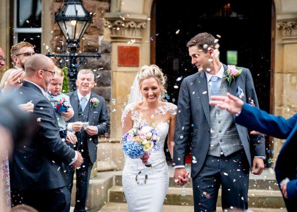 Mark and Samantha's Wedding at Rushpool Hall